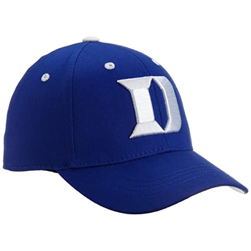 finest selection bafab df32c NCAA Duke Blue Devils Child One-Fit Hat, Blue