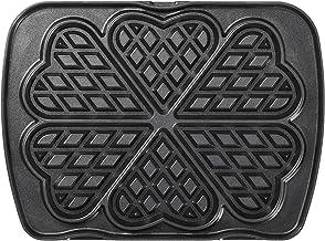 Lagrange Wafelijzer voor premium wafelijzer, zwart