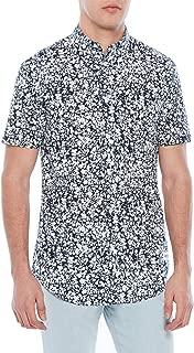 ZANEROBE Men's Dry Ice 7ft Short Sleeve Shirt