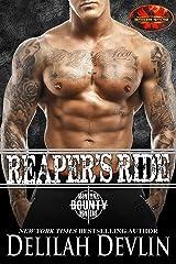 Reaper's Ride: Brotherhood Protectors World (Montana Bounty Hunters Book 3) Kindle Edition