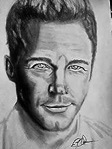Chris Pratt Portrait