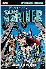 Namor, The Sub-Mariner Epic Collection: Enter The Sub-Mariner (English Edition) eBook Kindle