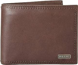Relic Men's Mark Traveler Wallet, Brown, One Size