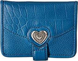 Brighton - Belisimo Heart Small Wallet