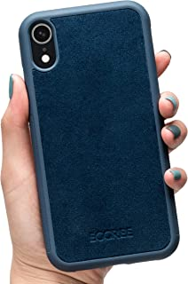 iPhone XR Case, H.J WeDoo Soft Velvet Phone Case Anti-Scratch Full-Body Protective Cover for Apple iPhone XR 6.1