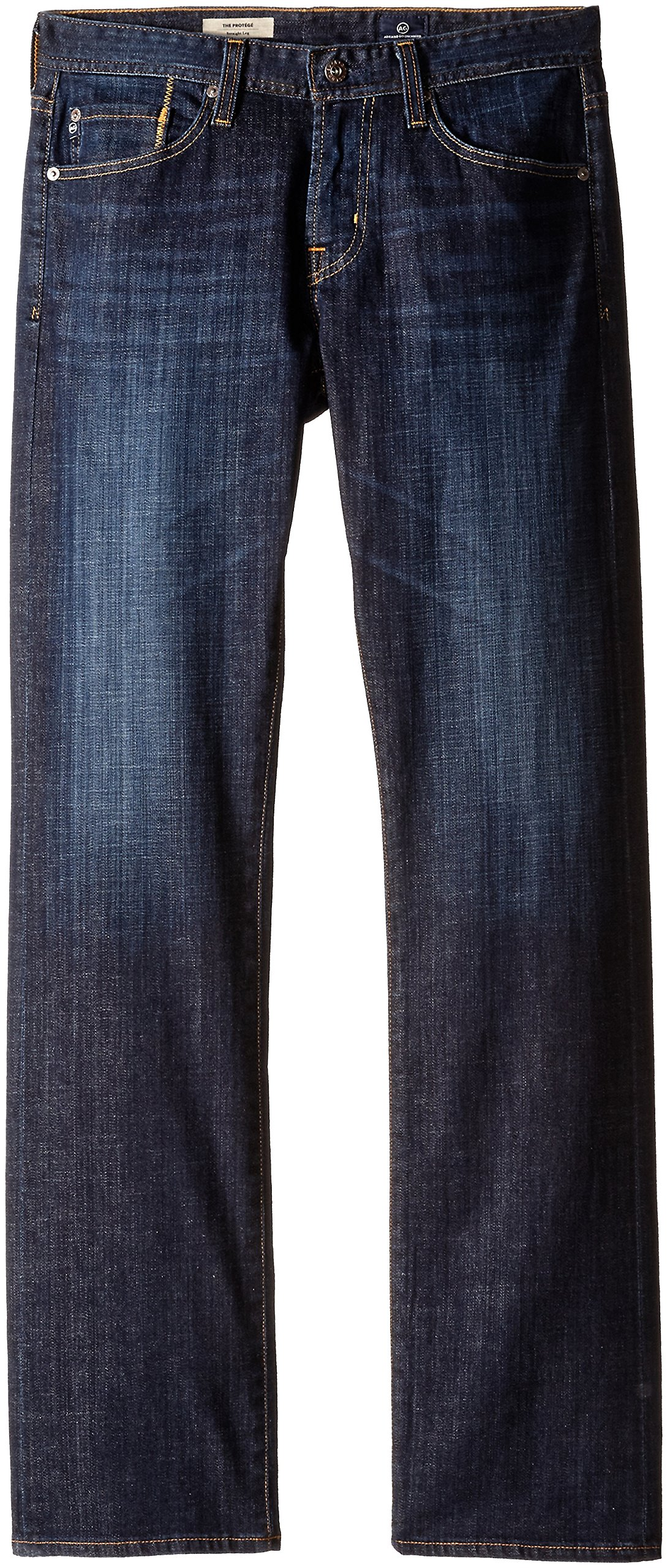 AG Adriano Goldschmied Men's The Protege Straight-Leg Jean In Hunts