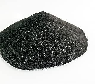 1 X 1lb Black Incense Burner Sand