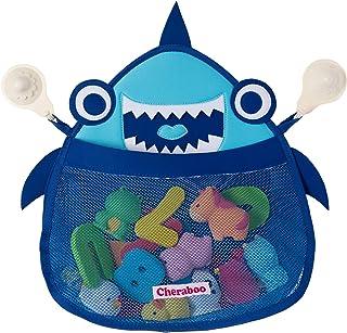 CHERABOO Blue Bath Toy Organizer, Bath Toy Storage, Bathtub Toy Organizer, Bath Toy Holder, Bath Toys Organizer, Bath Tub ...