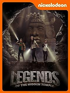 nickelodeon games legends of the hidden temple