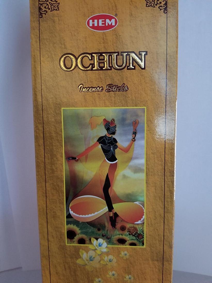 背景マイナー少ない裾Ochun Incense Sticksボックス