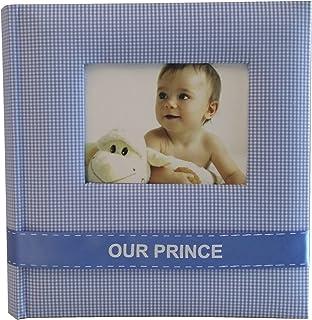ES Kids Prince Photo Album, Blue