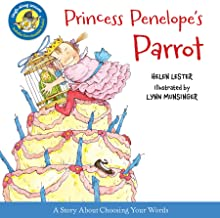 Princess Penelope's Parrot (Read-aloud) (Laugh-Along Lessons)