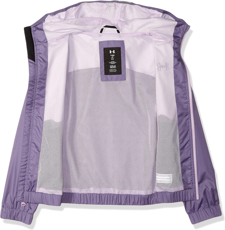 Under Armour Big Girls Windbreaker Jacket