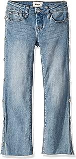 HUDSON 女童七分牛仔裤