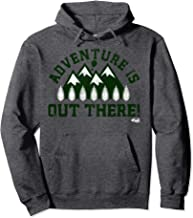 Disney Pixar Up Adventure Is Out There Forest Style Hoodie