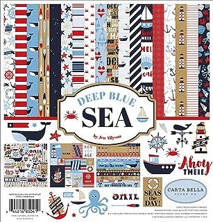 Best nautical scrapbook paper Reviews