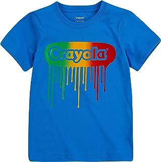 crayola logo t shirt