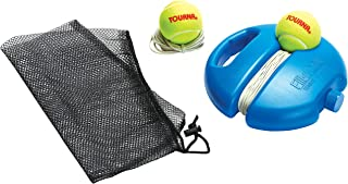 TOURNA Fill and Drill Tennis Trainer with Extra Ball and String