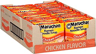 Maruchan Ramen Chicken, 3.0 Oz, Pack of 24