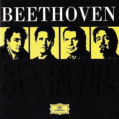 Beethoven: String Quartet No 16 In F, Op 135 - 4  Der schwer gefaßte