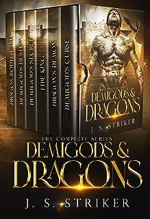Demigods & Dragons Complete Series Box Set