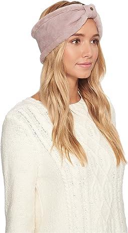 UGG - Waterproof Sheepskin Bow Headband