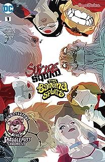 Suicide Squad/Banana Splits Special (2017) #1 (DC Meets Hanna-Barbera)