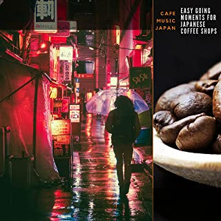 Easy Going Moments for Japanese Coffee Shops