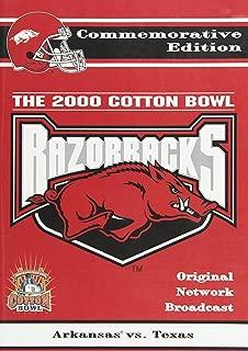Arkansas: 2000 Cotton Bowl National Championship Game