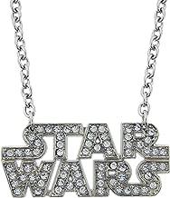 Star Wars Necklace Last Jedi Movie Halloween Costume Metal Fashion Gothic Tattoo