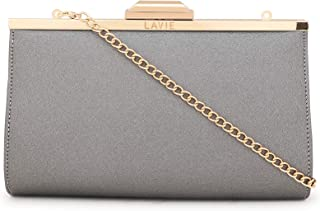 Lavie Ava Women's Clutch  (Pewter)