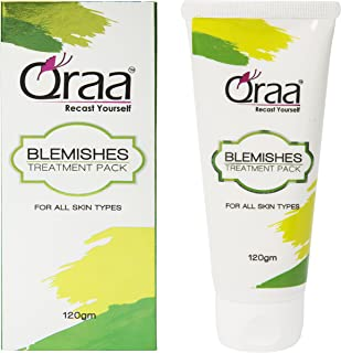 Qraa Anti Blemishes Pack, 120g