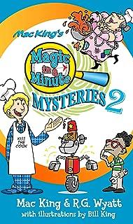 Magic in a Minute Mysteries 2