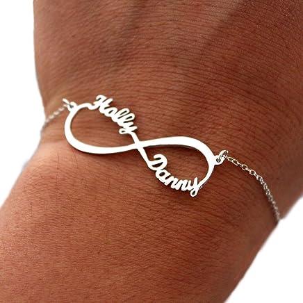 606c820b80 Amazon.com: Sterling Silver - Bracelets / Jewelry: Handmade Products