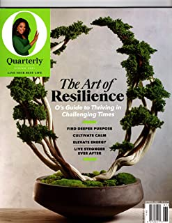 Oprah Quarterly Magazine Live Your Best Life Spring 2021 The Art Of Resilience
