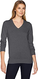 Women's Lightweight V-Neck Sweater