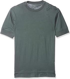 Armani Exchange Men's 3GZTLG T-Shirt, Green (Urban Chic 1839), Small