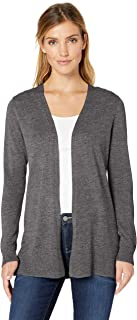 comprar comparacion Amazon Essentials Lightweight Open-Front Cardigan Sweater Chaqueta Punto Mujer