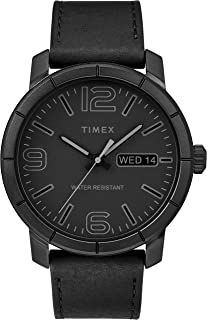 Timex Men's Mod44 44mm Leather Strap Watch TW2R64300