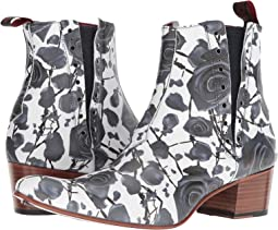 Jeffery-West Seam Front Chevron Chelsea Boot