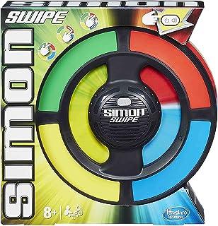 M.B Juegos Hasbro Gaming - Simon Swipe, Juego de Mesa (