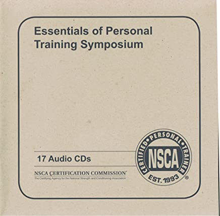 Essentials of Personal Training Symposium (17 Audio CDs) (2005)