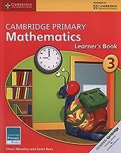 Cambridge Primary Mathematics Stage 3 Learner's Book 3 (Cambridge Primary Maths)