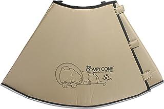All Four Paws Comfy Cone Pet Collar, XX-Large, Tan,XXLarge 36.5cm
