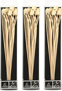 """Hosley Set of 3-12.5"""" High Botanical Diffuser Reeds. Used as a Decorative Centerpiece in Your Living/Dining Room; Ideal Gi..."""