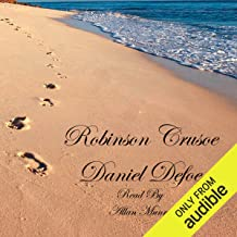 the life and adventures of robinson crusoe audiobook
