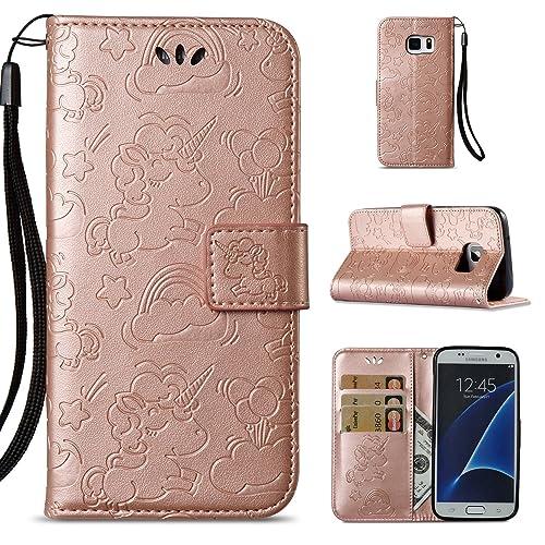 Coque pour Samsung Galaxy S7 Motif: Amazon.fr