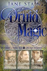 Druid Magic: Dunskey Castle 1-3 (Druids Bidding Book 2) Kindle Edition