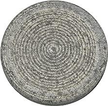 Bala Bharathi Sandal Wood Chandhan Turmeric Haldi Grinding Stone Mortar Stone - Grey