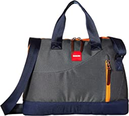 ZUBISU Get It In Grey Laptop Bag